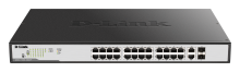 D-Link DGS-1100-26MP (Max PoE) Smart Managed Gigabit 24-Port Swi