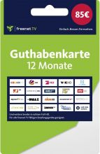freenet TV Voucher 12 Monate
